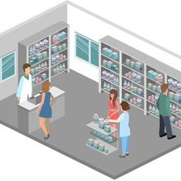 система безопасности для аптеки