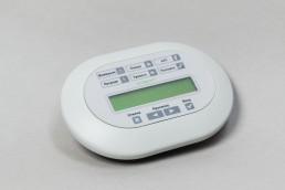 RC100 — пульт управления и индикации