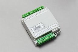 A1DU64 - контроллер СКУД дверей, шлагбаума, ворот с моторным замком