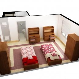система безопасности общежития