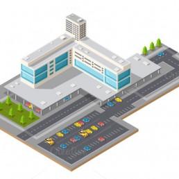 Система безопасности торгового центра