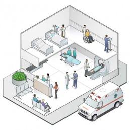 Комплексная система безопасности для Медицинской клиники