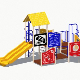 Комплексная система безопасности для Детского сада