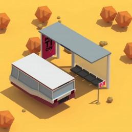 система безопасности автовокзала