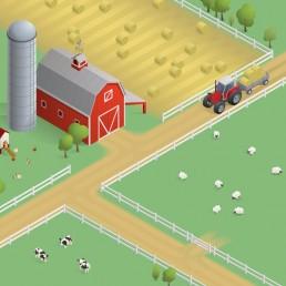 Комплексная система безопасности для Фермы